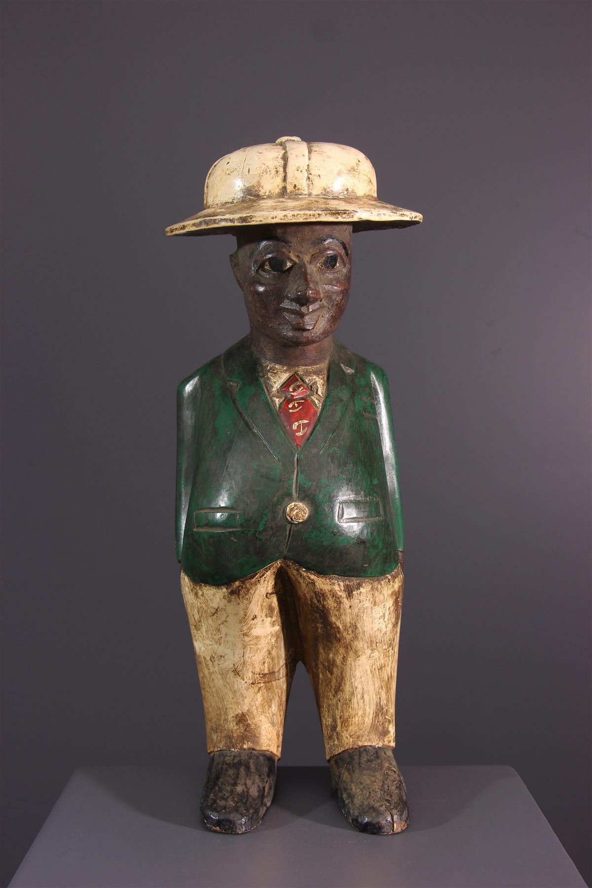 Colon Baule - African art