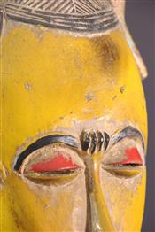 Masque africainYohoure Mask