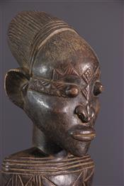 Statues africainesMangbetu Statue