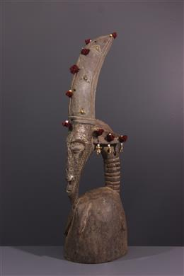 African art - Markha Crest Mask
