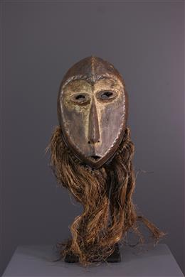 African art - Bwami Lega Mask