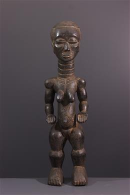 African art - Female figure Bété