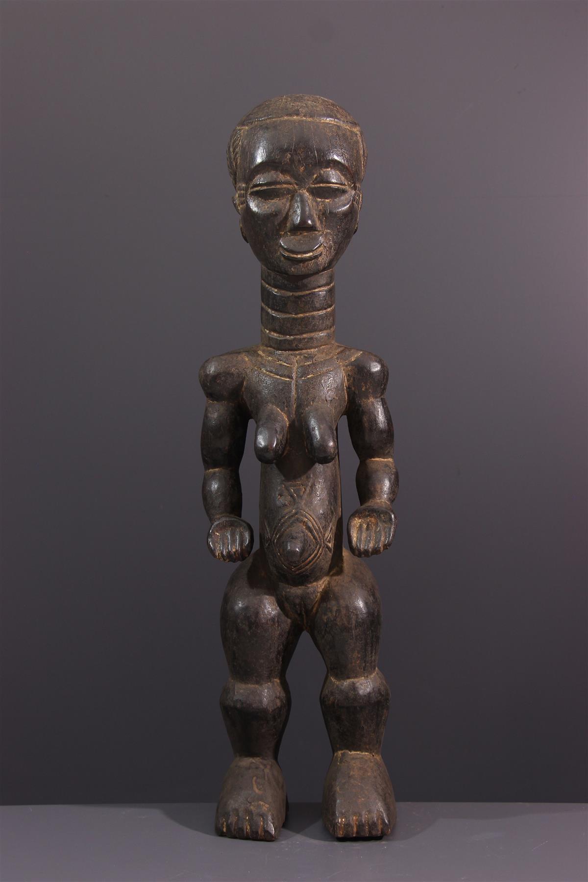 Statue Bété - African art