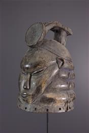 Masque africainMende mask