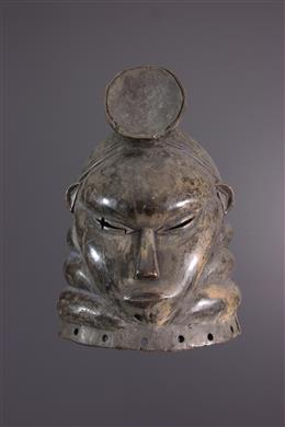 African art - Mende Sowei mask