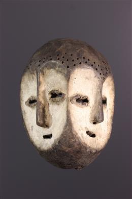 African art - Lega biface mask