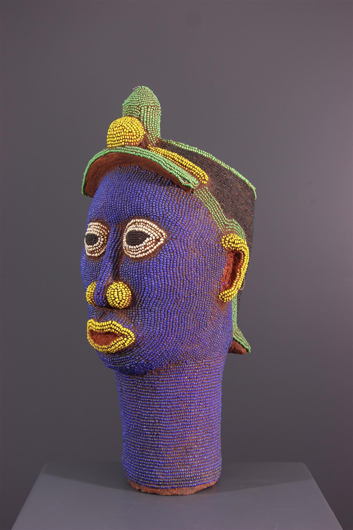 Tête Ifé - African art