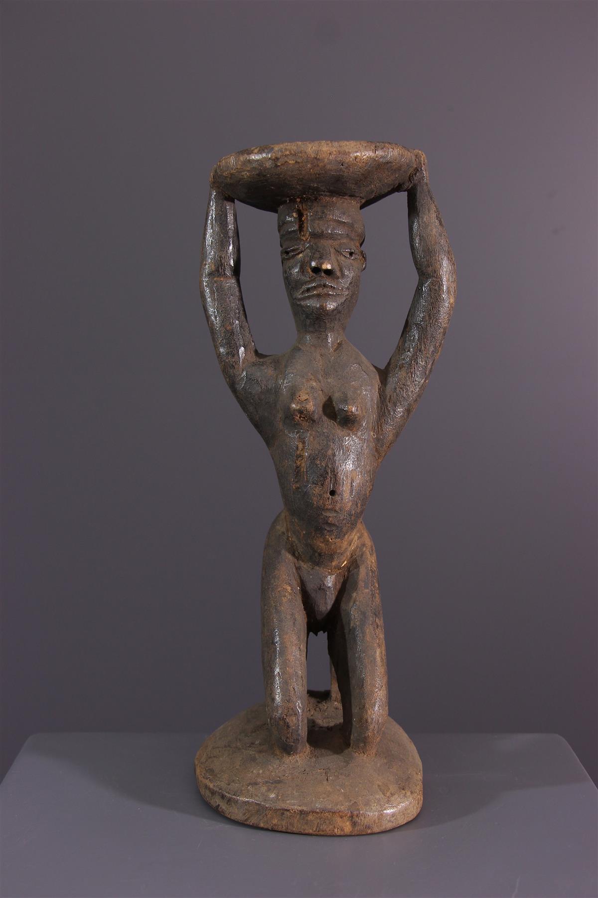 Tabouret Pende - African art