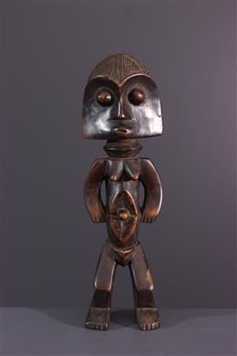 African art - Zande Yanda figurines