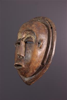 African art - Masque Lega Kwame