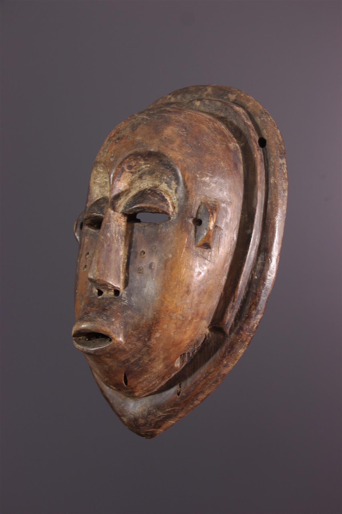 Kweme Mask - African art