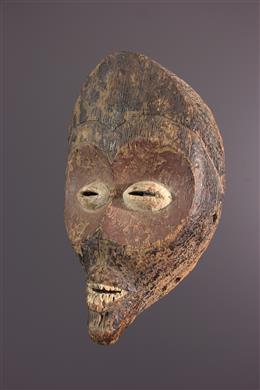 African art - Anang Idiok ekpo mask