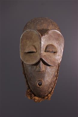 African art - Masque facial Bembe