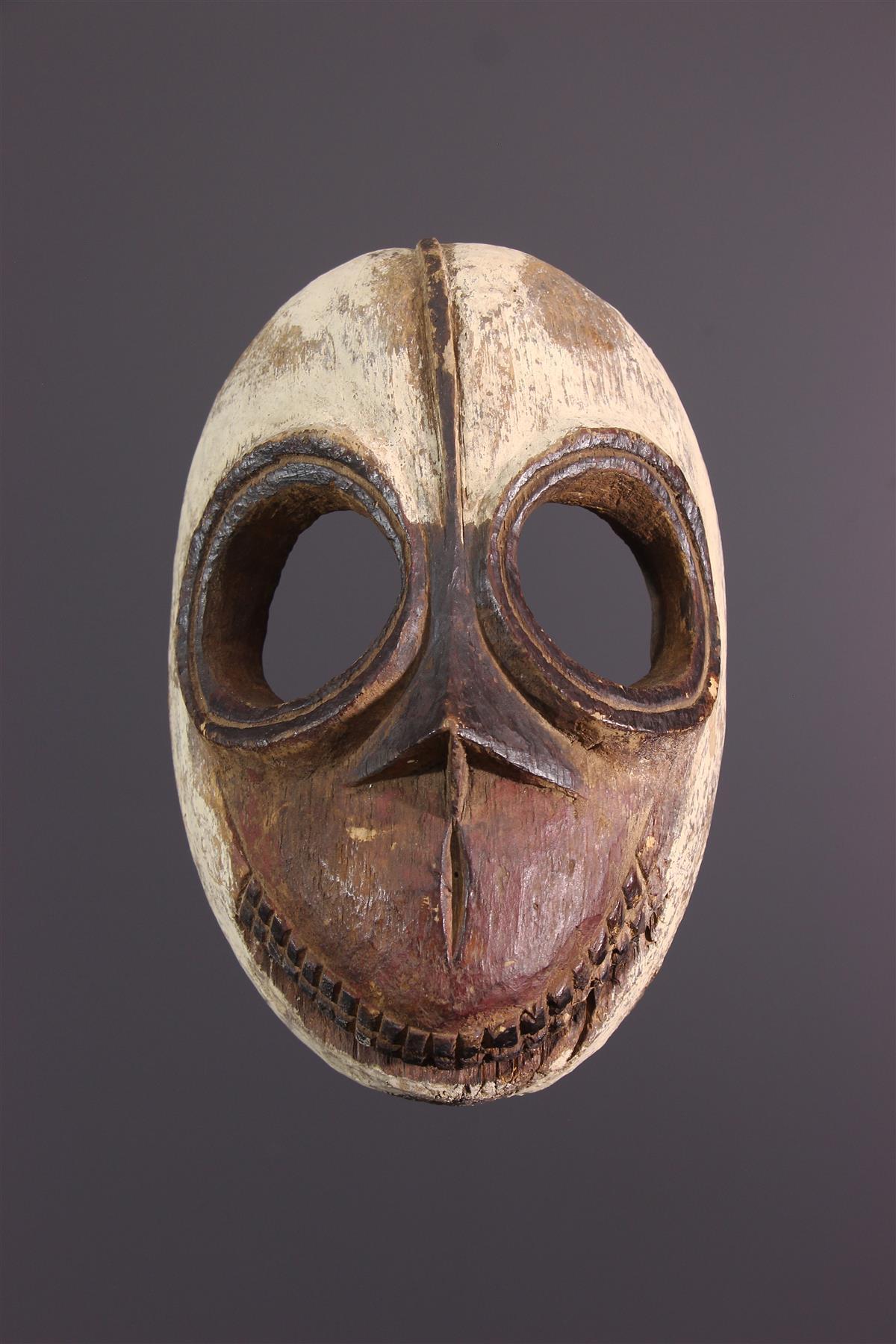 Masque Ibibio - African art