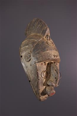 Baga Nimba face mask