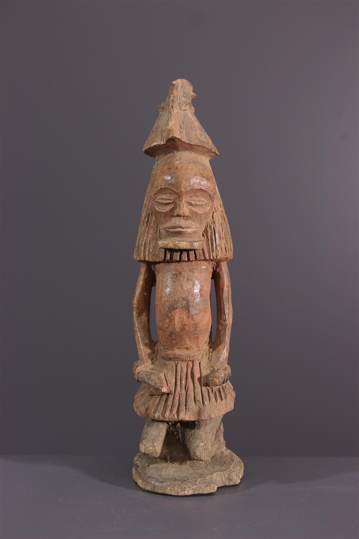 Fetish Tschokwe - African art