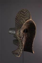 Masque africainSongye mask
