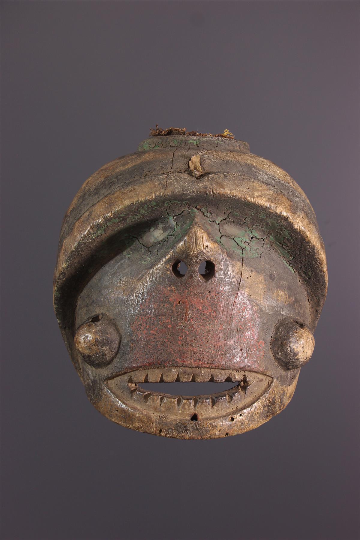 Boulou Mask - African art
