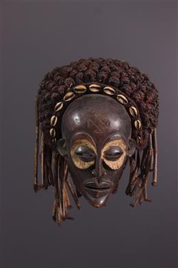 African art - Chokwe Mwana Pwo Mask