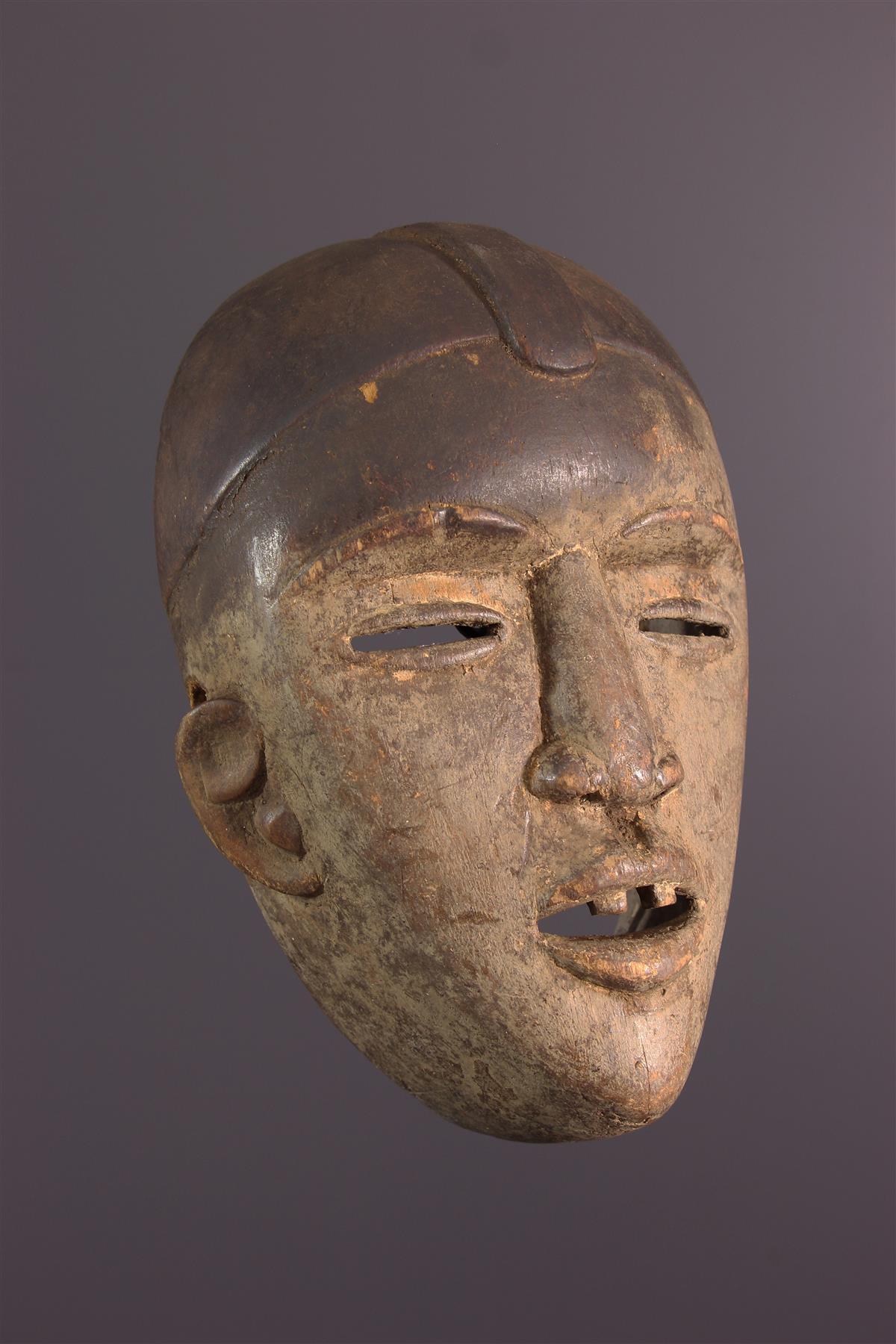 Sundi mask - African art
