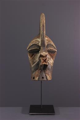 African art - Masquette Songye Kifwebe