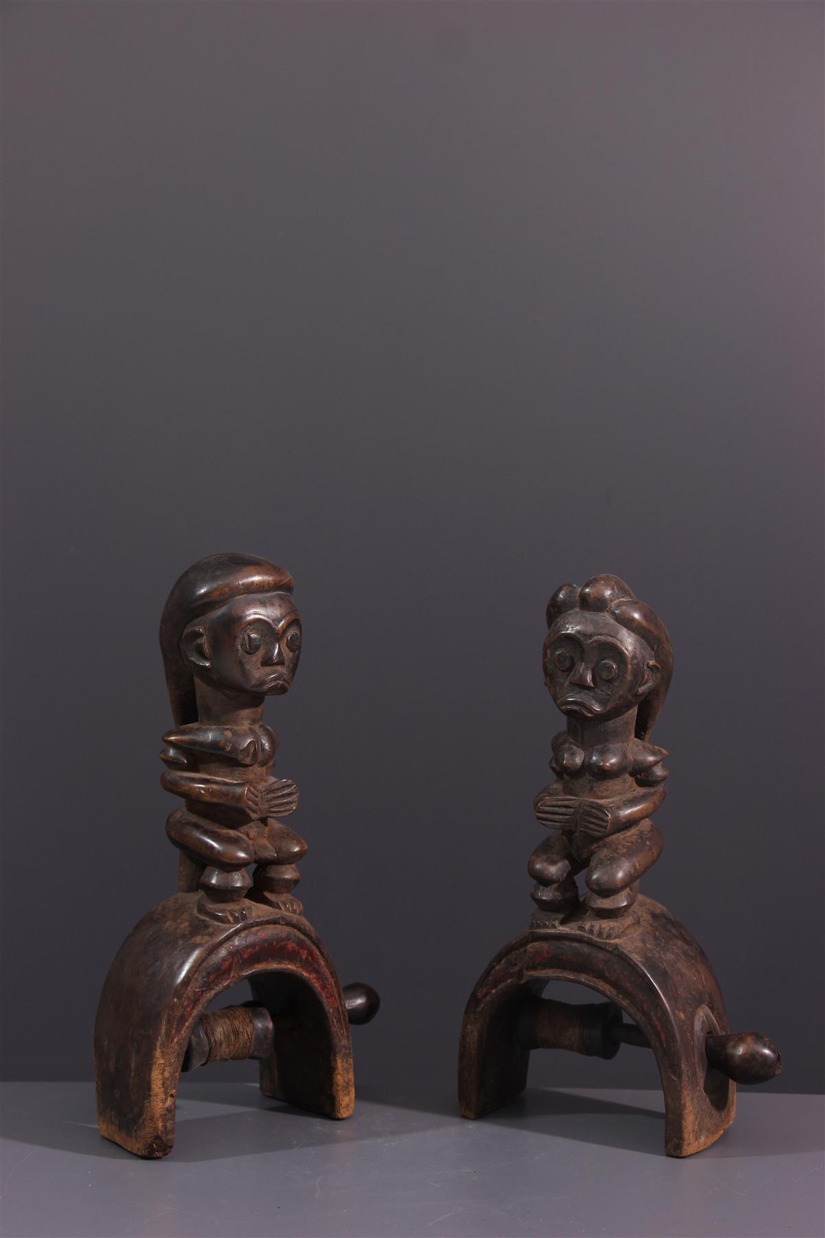 Fang reliquaries - African art