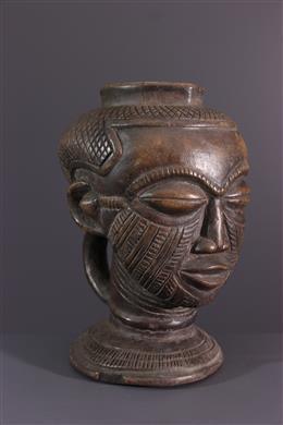 African art - Coupe Kuba Lee