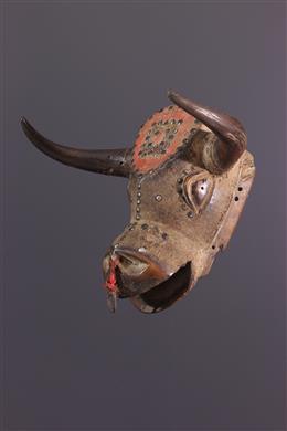 Masque Bidjogo Dung be ou Vacca bruto