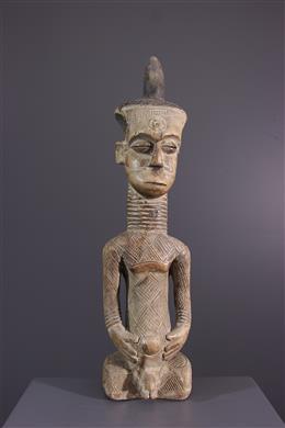 Ancestor Figure Dengese Totshi