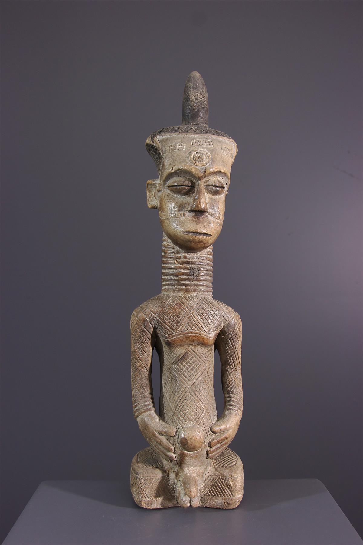Statuette Dengese - African art