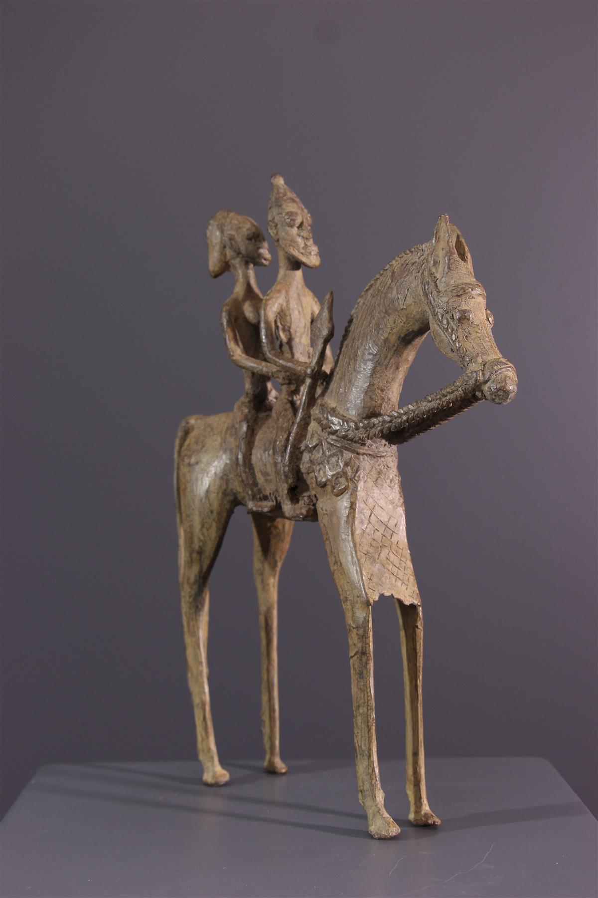 Cavaliers Dogon - African art
