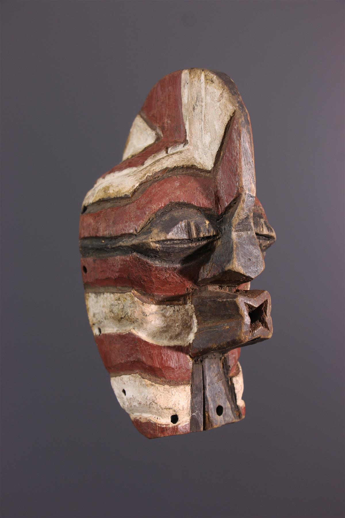 Kifwebe Mask - African art