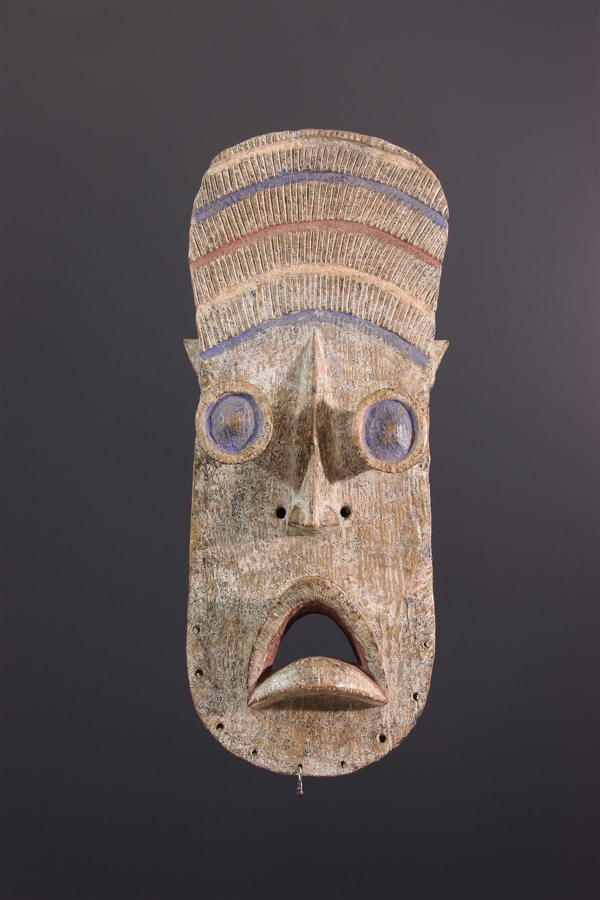 Krou Mask - African art