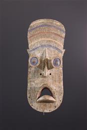 Masque africainKrou Mask