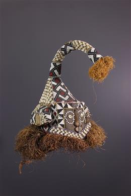 African art - Masque U+0022éléphantU+0022 Cuba Ngeende