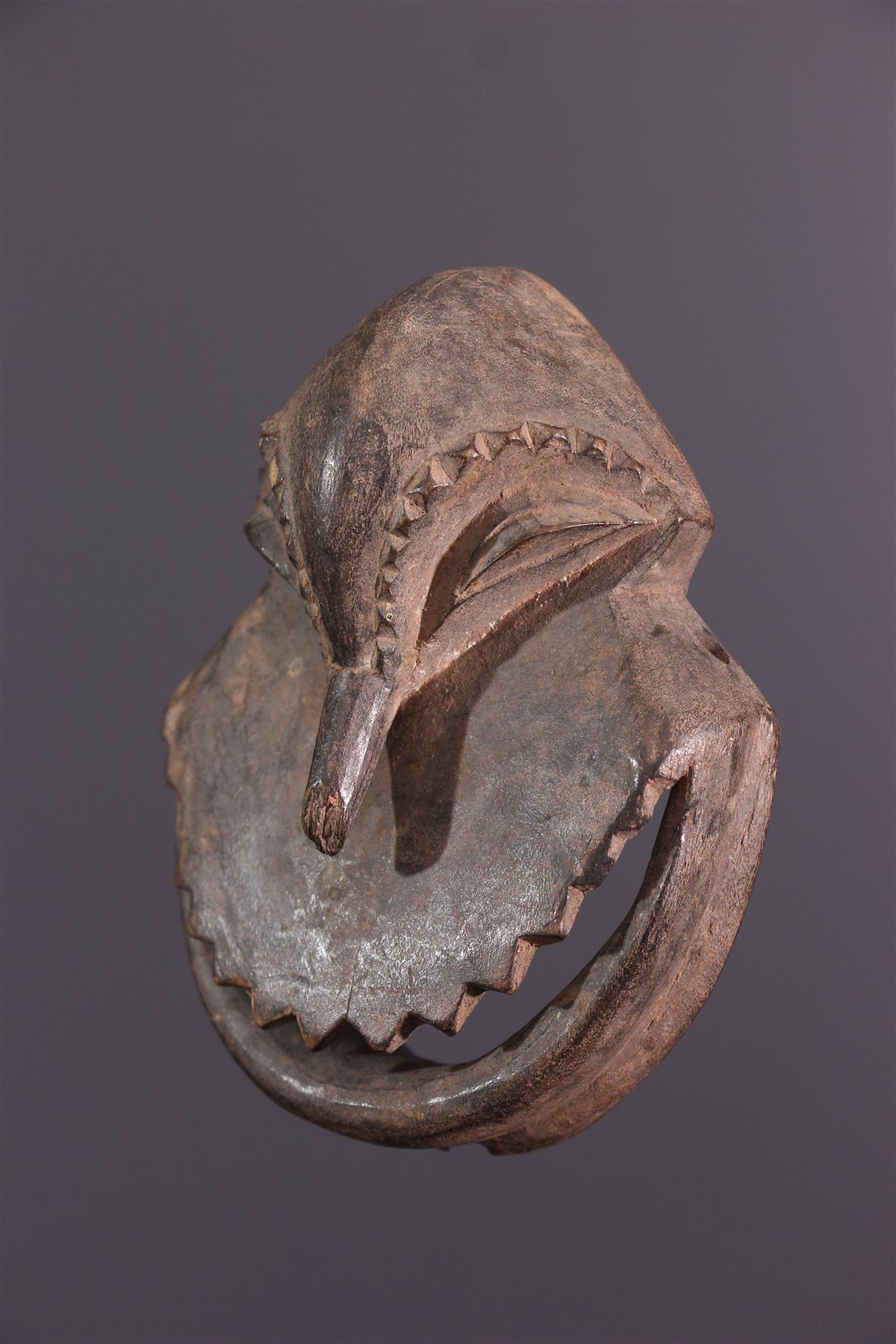 Masquette Hemba - African art