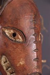 Masque africainTshokwe Mask