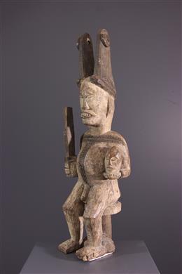Igbo Ikenga Statuette