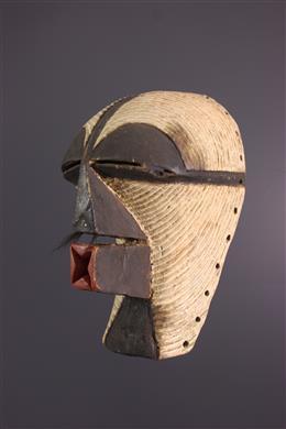 African art - Songye Kikashi Mask