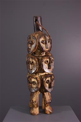 African art - Figures Sakimatwematwe League