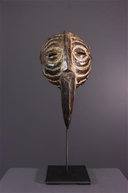 African art - Luba Kifwebe Zoomorphic Mask