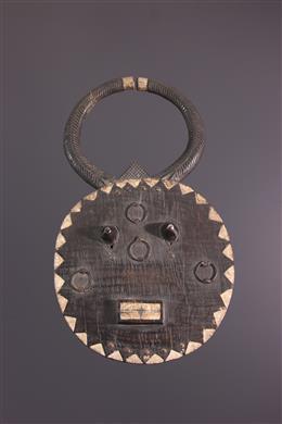 African art - Golis Kplé Kplé Mask