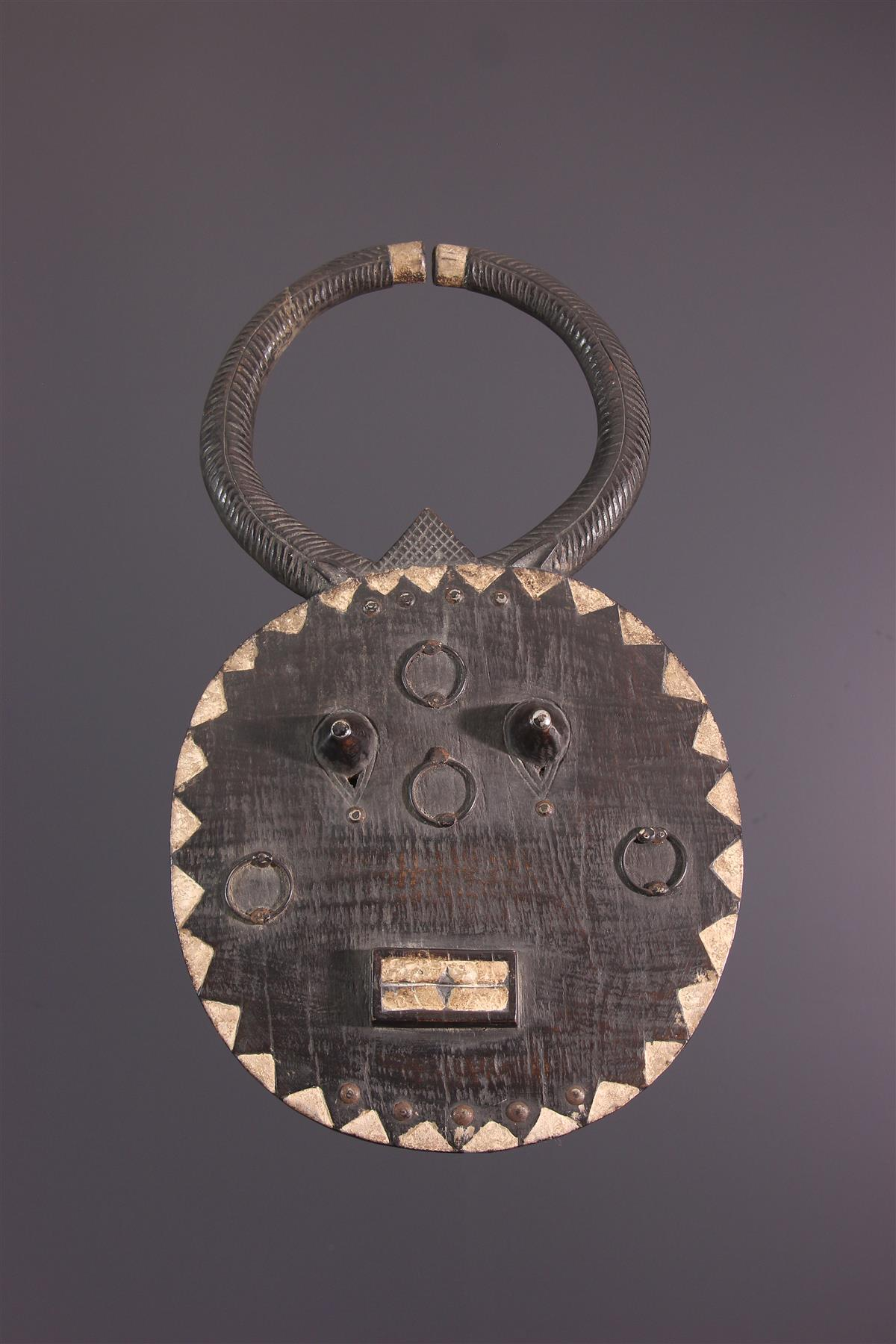 Kplé Kplé Mask - African art