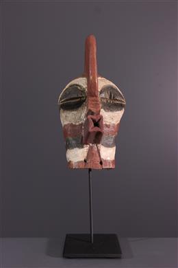 African art - Masquette Songye Kilume