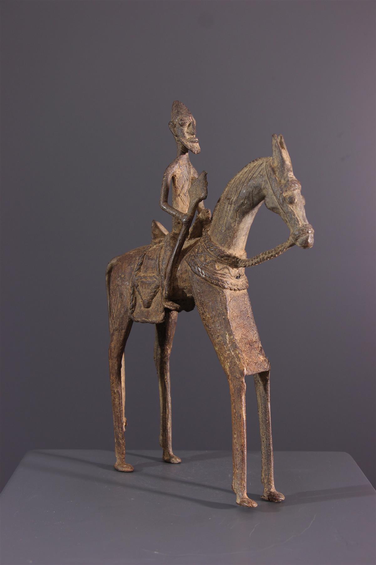 Bronze Dogon - African art