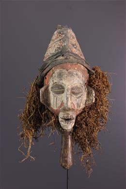 African art - Yaka handle mask