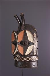 Masque africainBembe mask