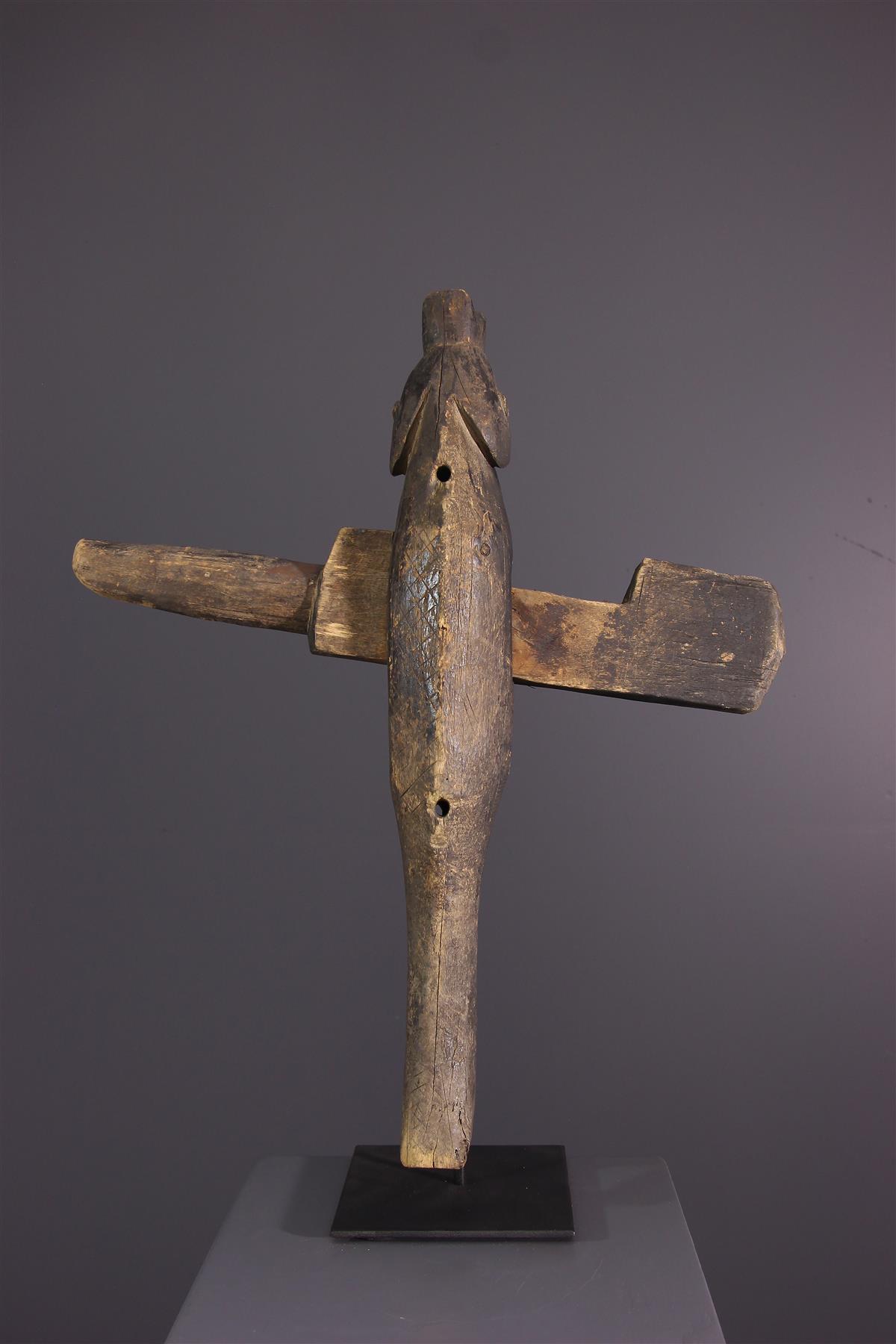 Dogon Lock - African art