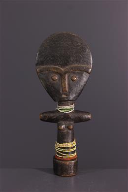 African art - Poupée Ashanti Akua ba