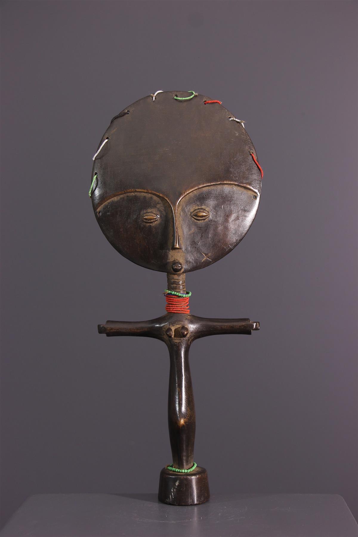 Statuette Ashanti - African art